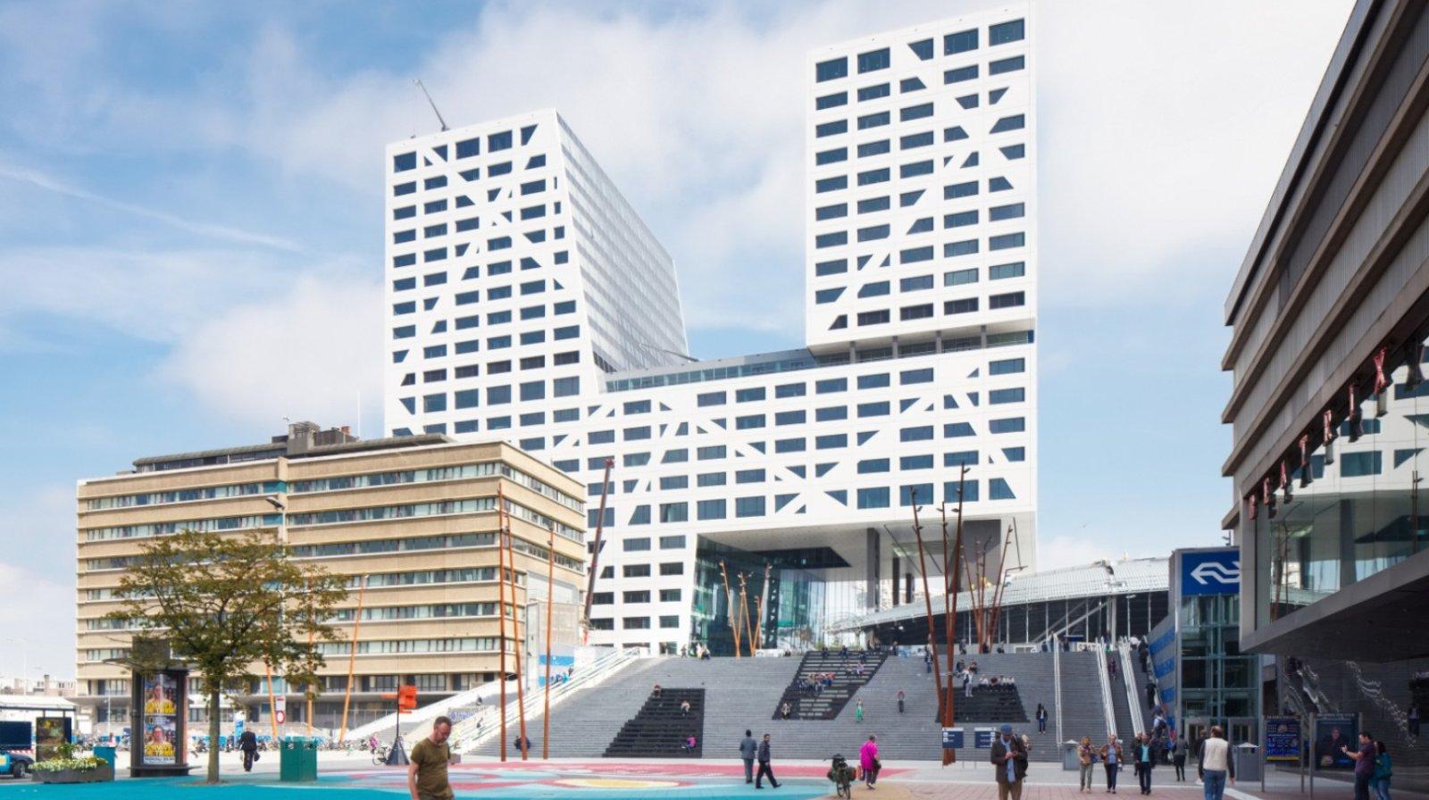 City Hall Utrecht By Kraaijvanger A As Architecture