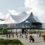 Clément Blanchet Architecture wins competition for new Circus³