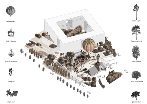 Pershing Proposal for Réinventer Paris