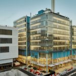 Near Completion at Columbia University's New Manhattanville Campus by Renzo Piano