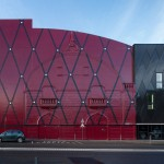Comedie de Bethune – National Drama Theater by Manuelle Gautrand Architecture