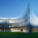 Community of Municipalities' offices in Les Herbiers by Atelier du Pont