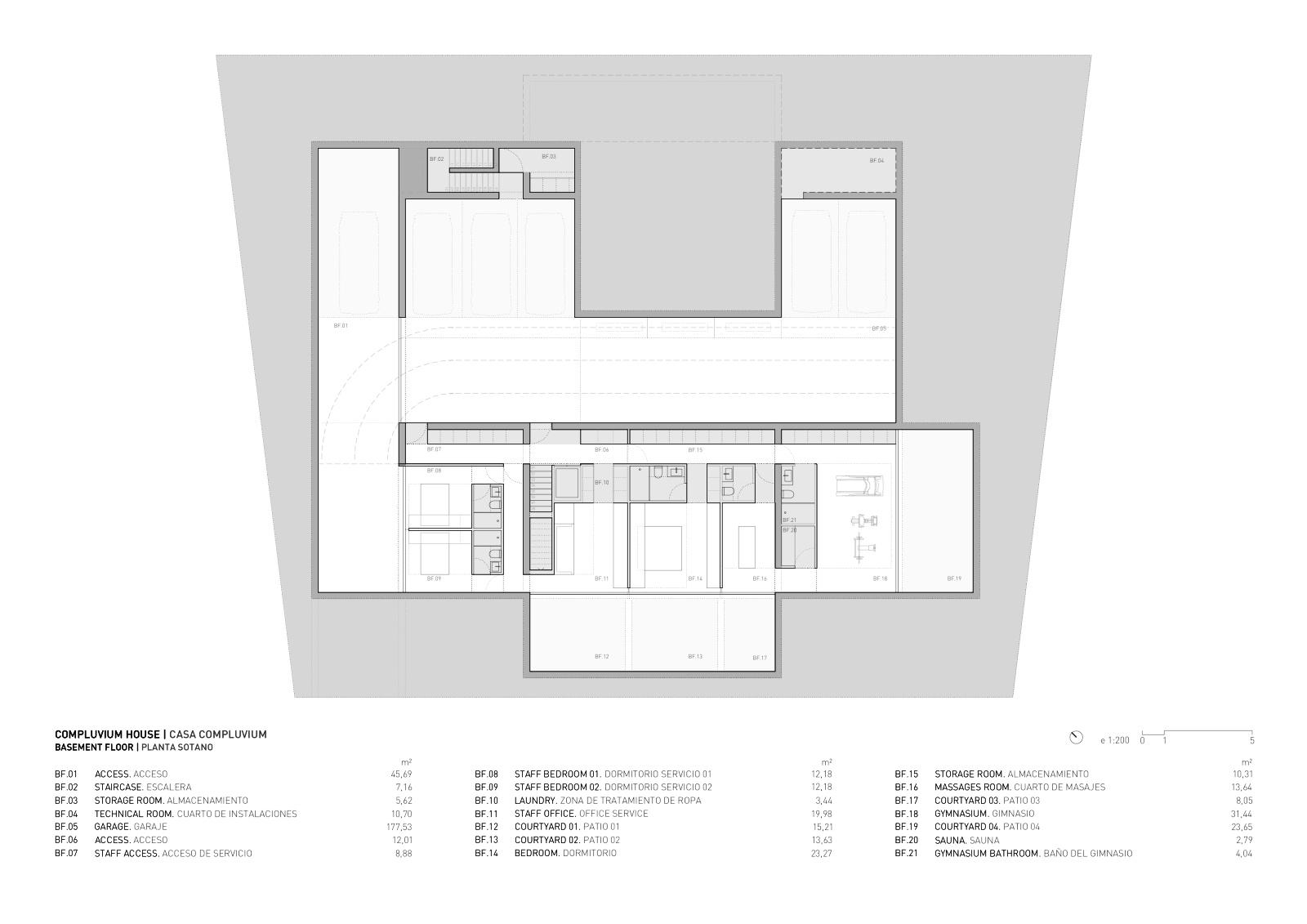 Compluvium House