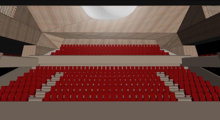 Concert Hall in Andermatt