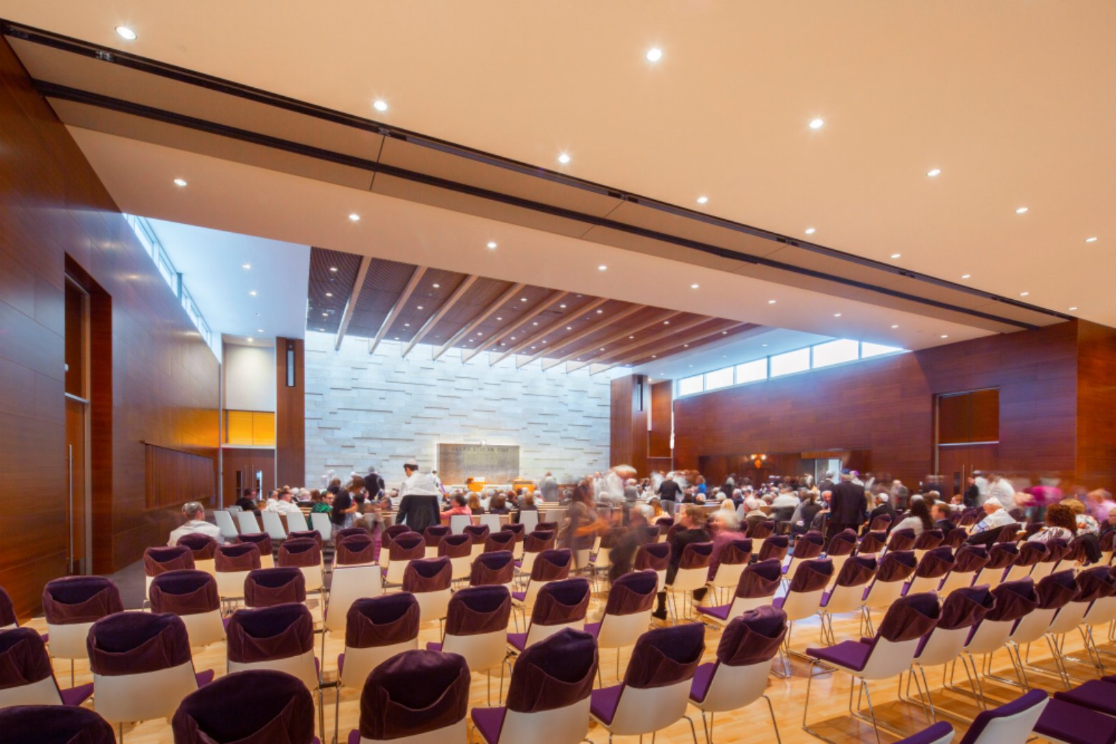 Congregation Beth Israel Synagogue By Acton Ostry