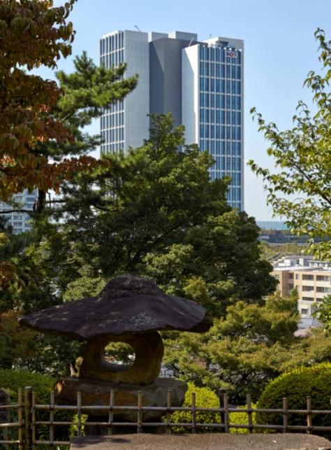urban regeneration in Futako Tamagawa