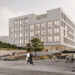 Consortium Jongen-Mecanoo-ABT-Dijkoraad wins City Hall Heerlen