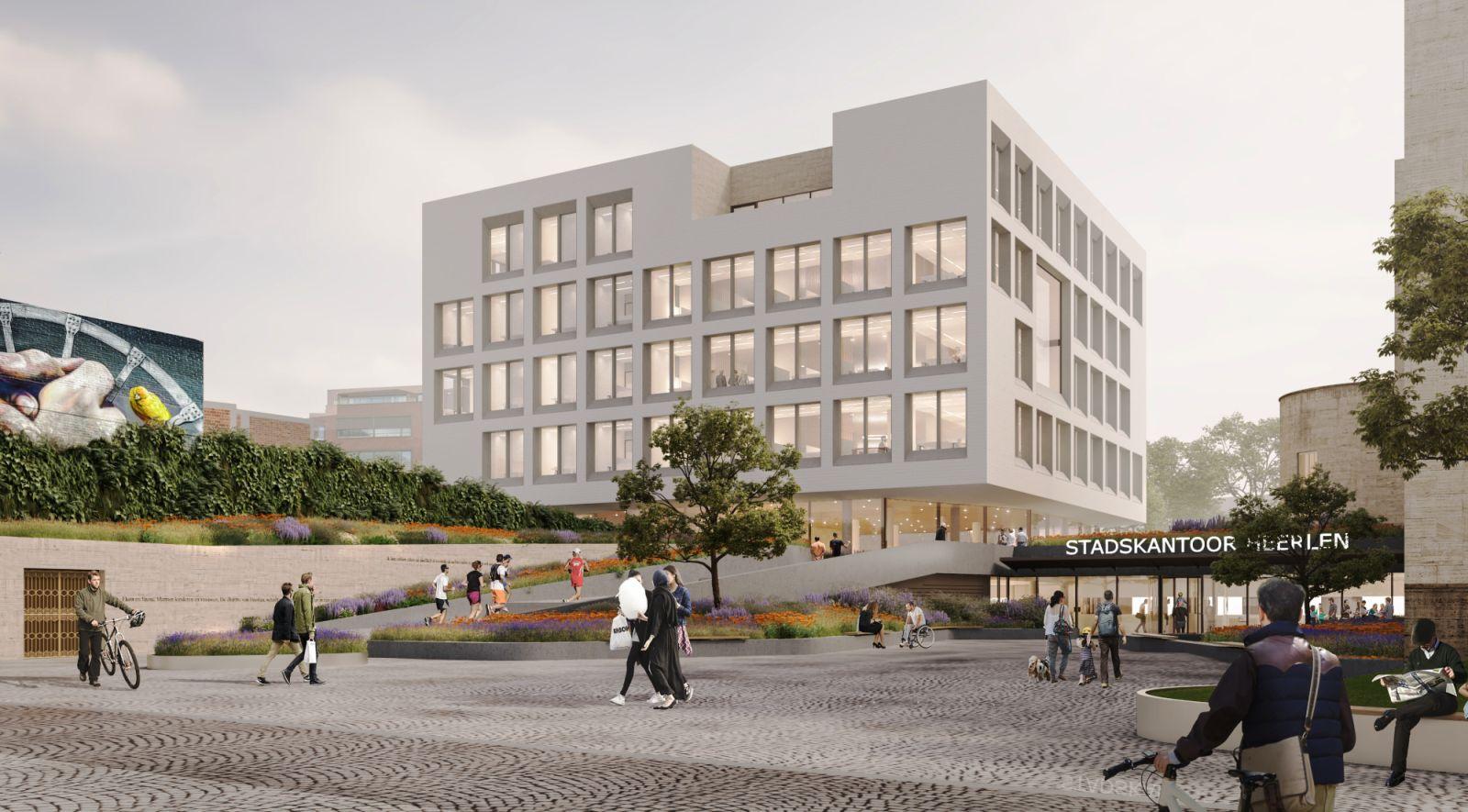 City Hall Heerlen