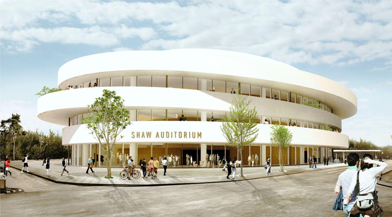 Shaw Auditorium