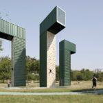 Container Sports Center by LAD Laboratorio di Architettura e Design