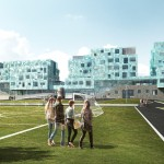 CIS – Copenhagen International School Nordhavn by C.F. Møller Architects