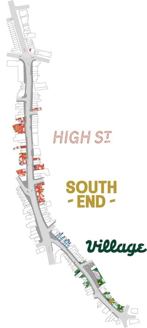 Croydon South End High Street