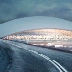 Nuuk Stadium by BIG