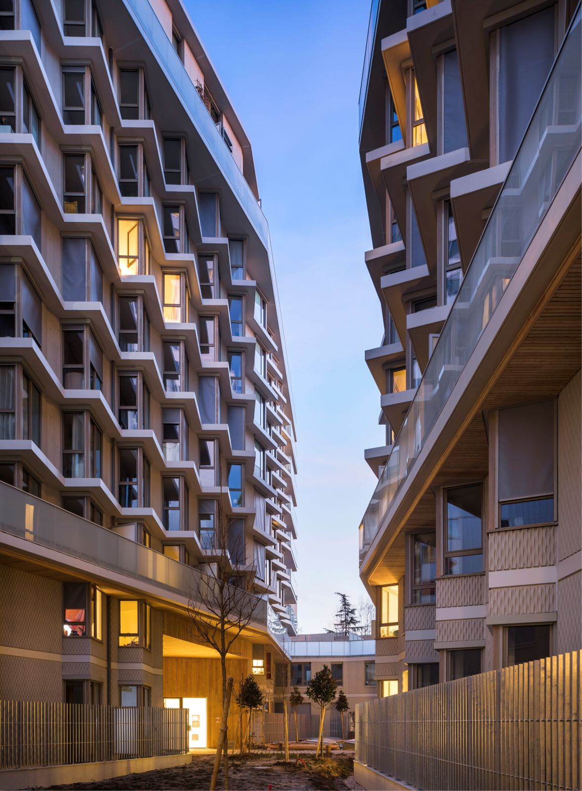 Curial Housing