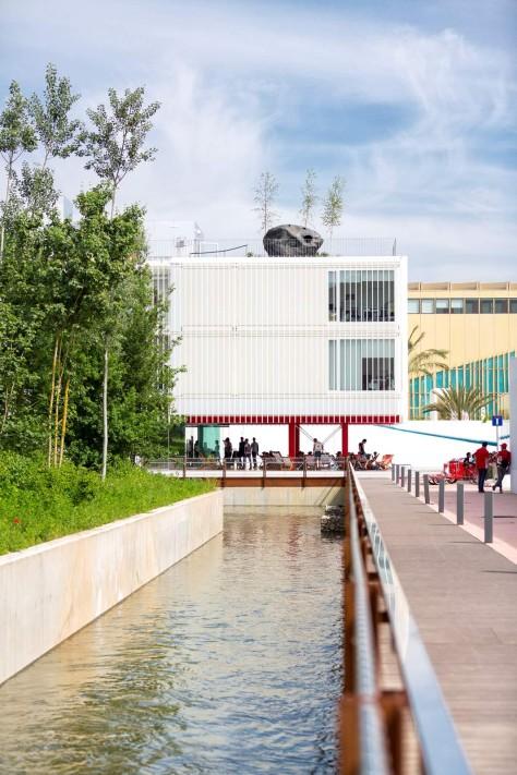 Czech Republic Pavilion Expo 2015