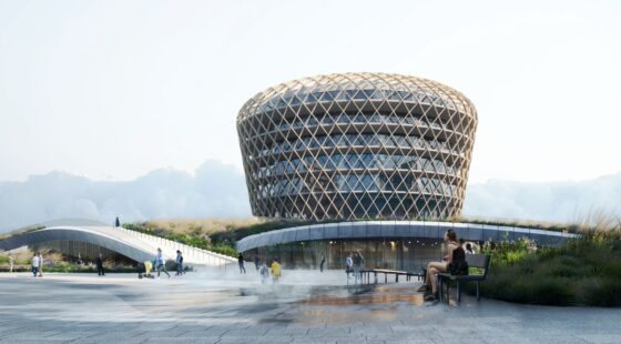 DELVA nominated for dutch Architect of the Year