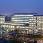 Data Center of China Life Insurance in Shanghai by gmp
