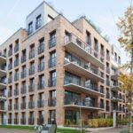 De Halve Maen apartment building by Mecanoo