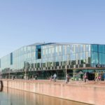 Delft City Hall and Train Station by Mecanoo