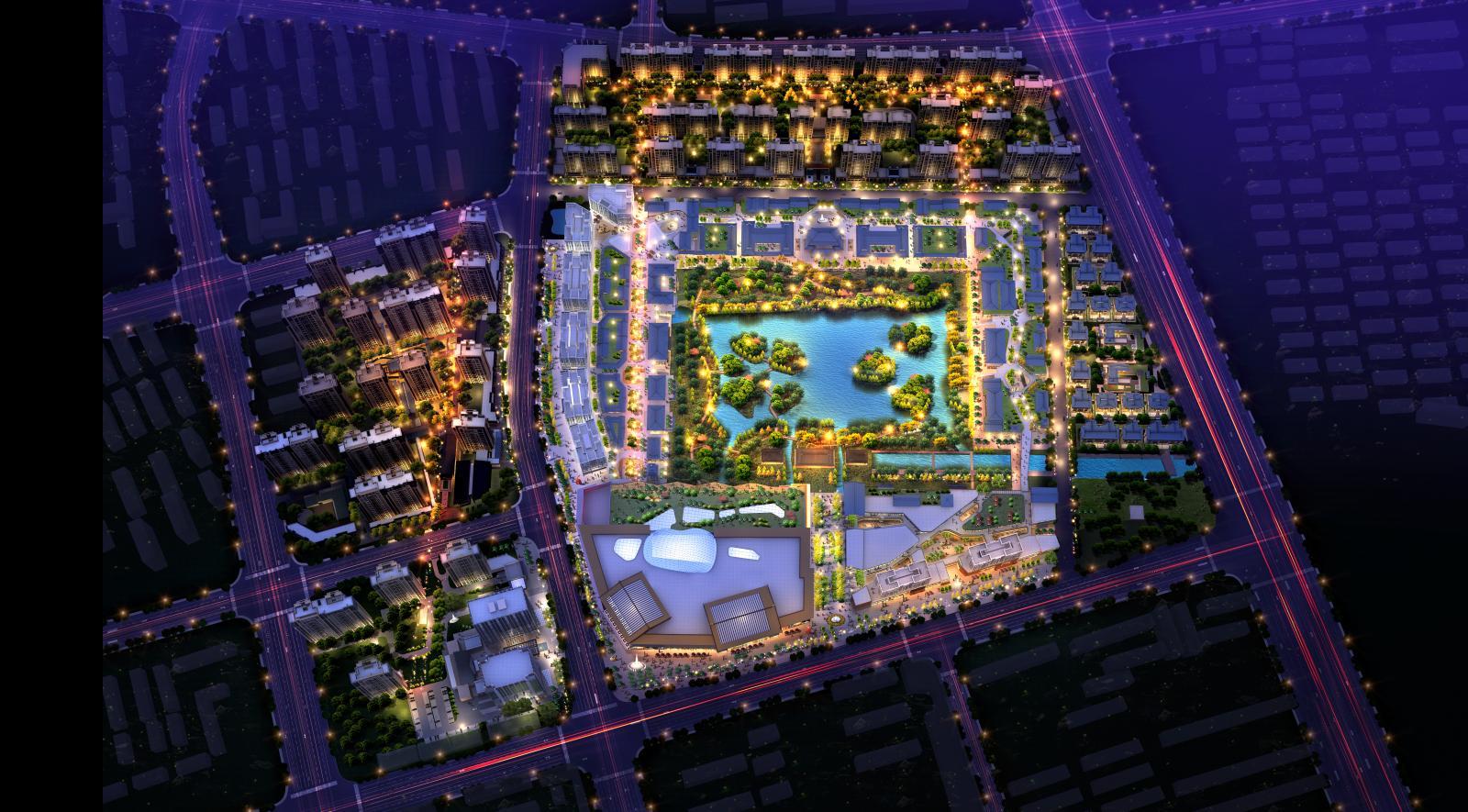 Dennis Plaza in Luoyang