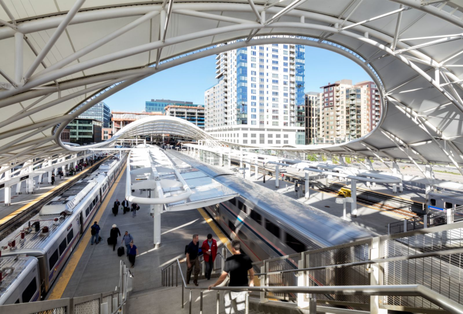 Denver Union Station By Som A As Architecture