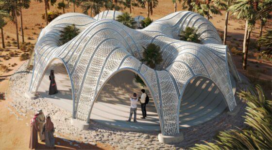 Desert Pavilion