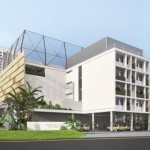 Design International School in Vietnam by Bogle Architects