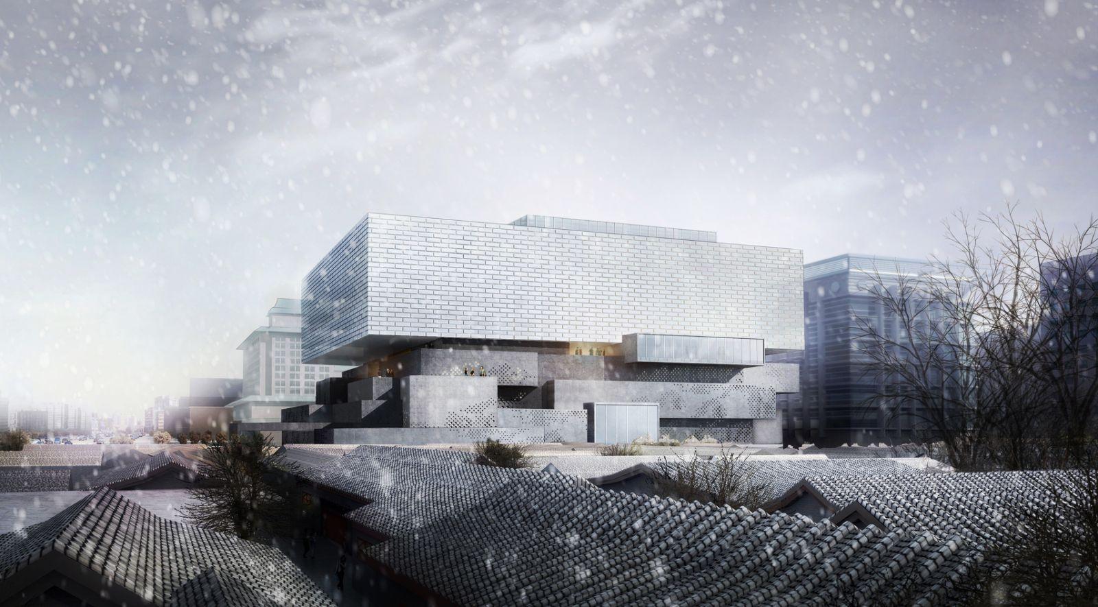 Guardian Art Center in Beijing