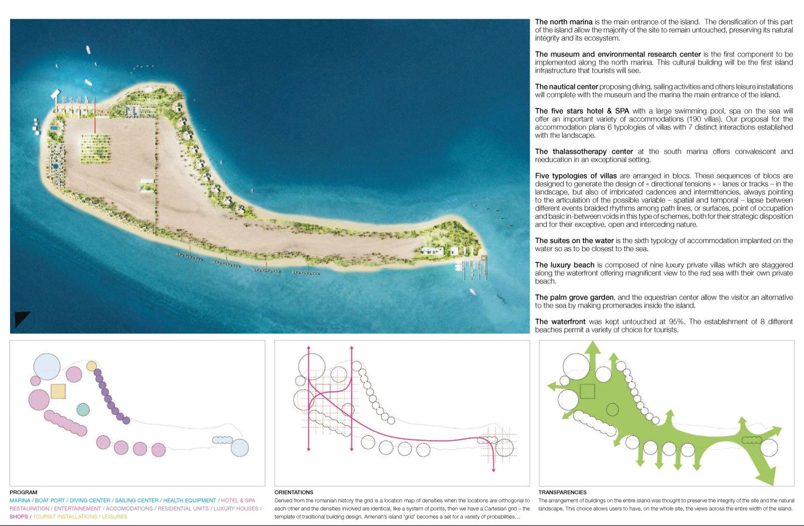 Amenah Island