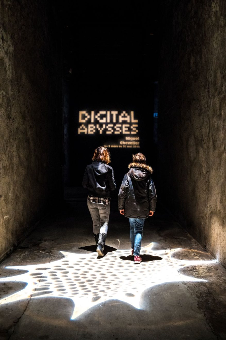 Digital Abysses 2018