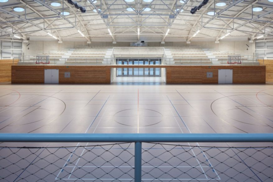 Dolní Břežany Sports Hall