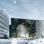 Dome Building by Cristian Emanuel Patrascu and Alexandru Adrian Niculescu