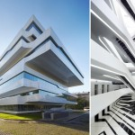 Dominion Office Building by Zaha Hadid Architects
