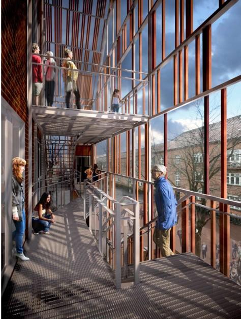 Community Center in Sydhavnen