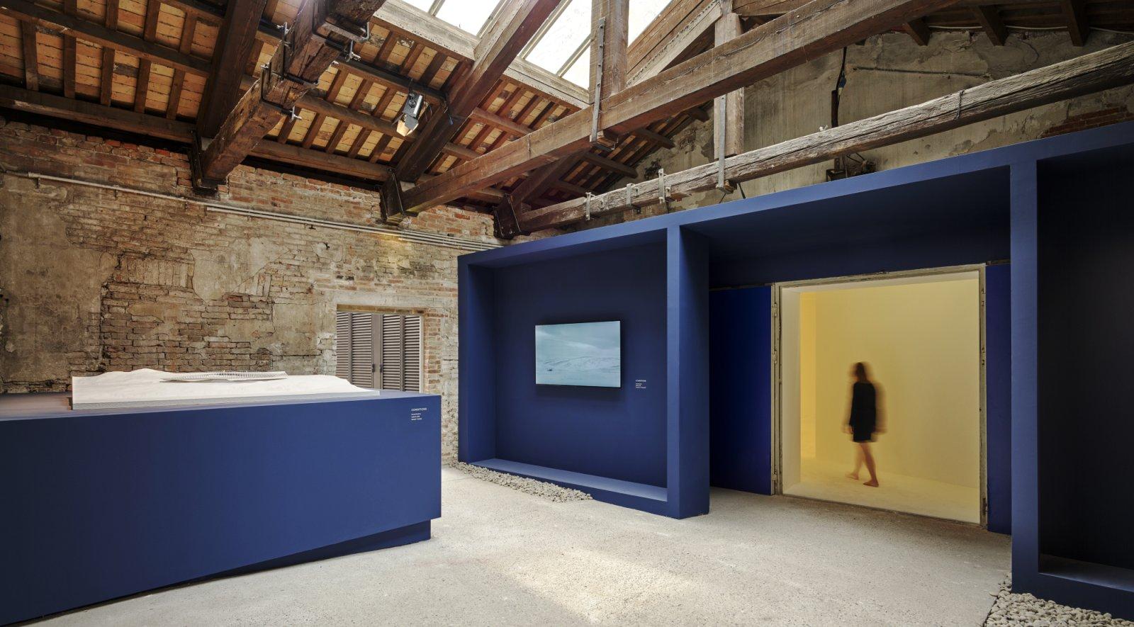 Dorte Mandrup at the 16th La Biennale