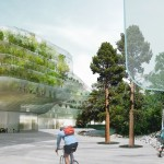 Drivhus – Planning & Administrative Offices for Stockholm by U.D. Urban Design, AB & SelgasCano