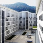 Dushan School Complex by West-line studio