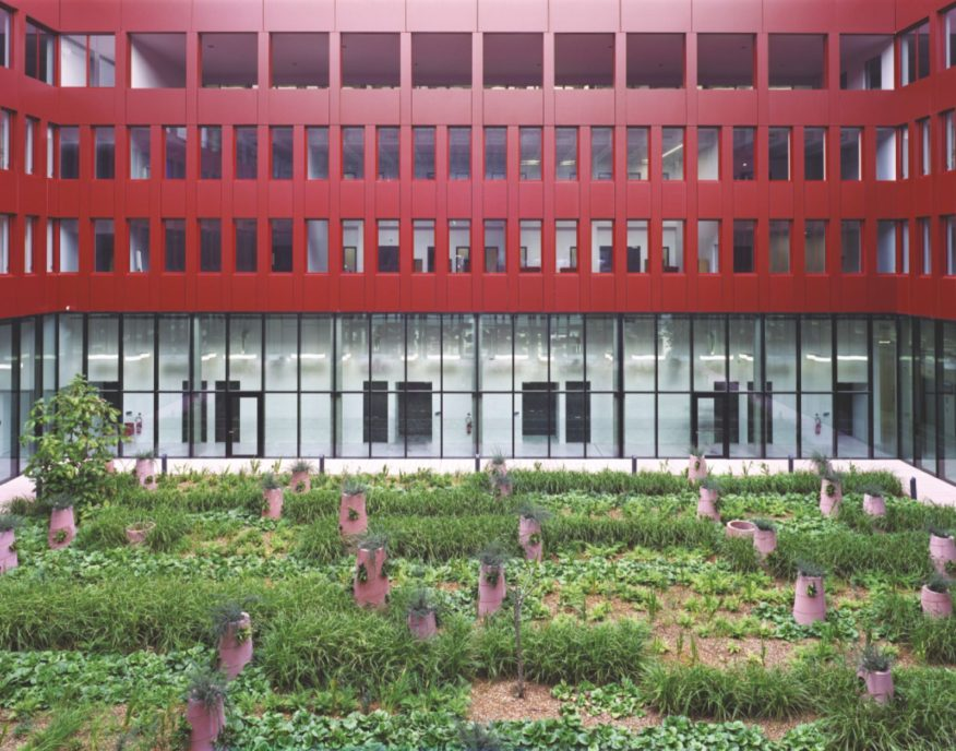 EDF campus