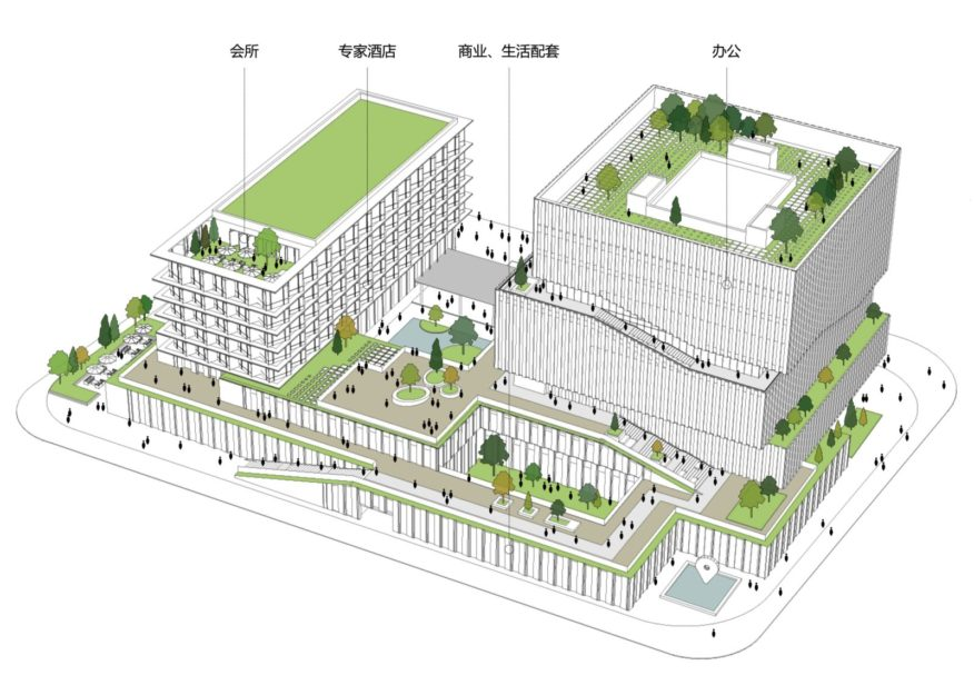Lingang ZKJI Center