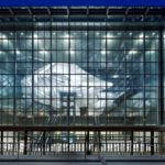 EUR Convention Hall and Hotel 'the Cloud' by Studio Fuksas