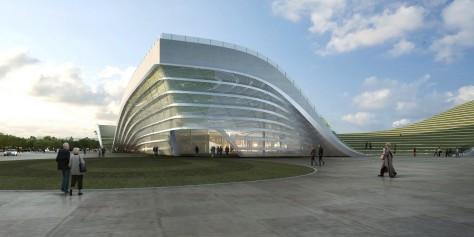 Eagle Landmark Citizen Center