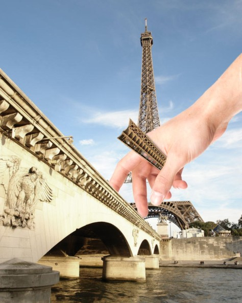 Eiffel Tower Cruise Terminal