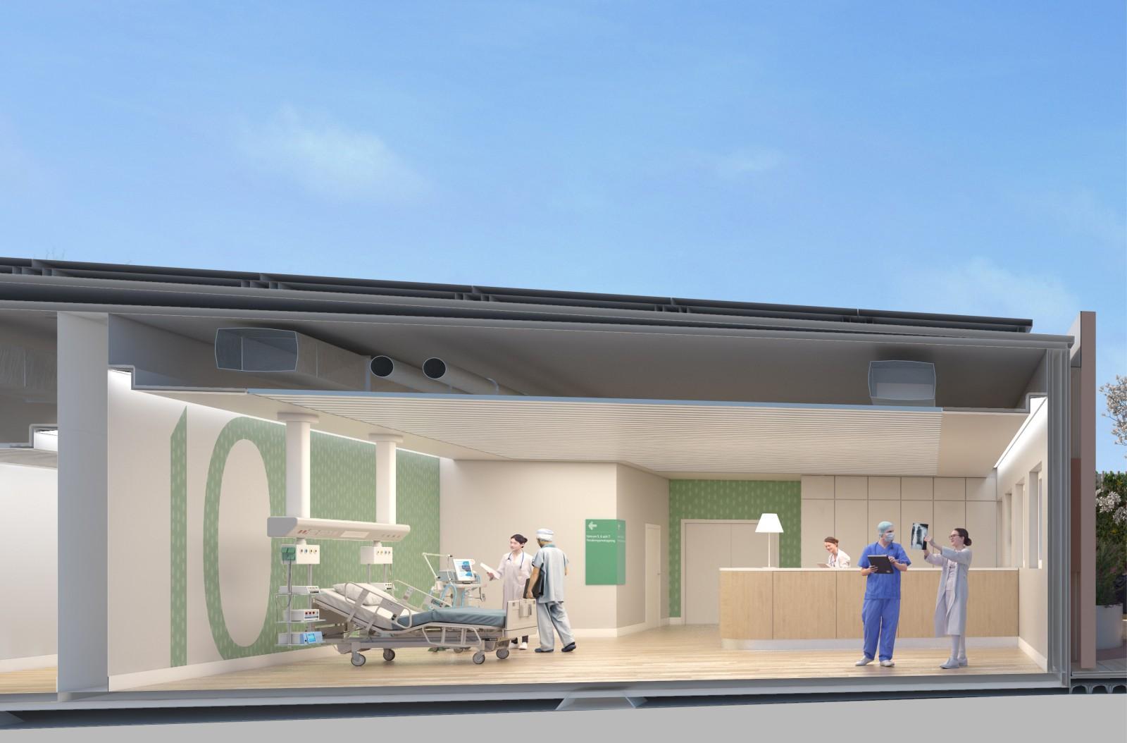 Emergency Hospital 19