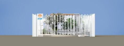 ENEL Pavilion for EXPO 2015