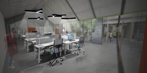 Entrepreneurs Offices Building