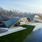 Erciyes Congress and Cultural Center by MuuM