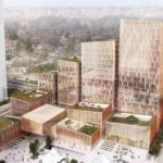 Etobicoke's new Civic Centre by Henning Larsen