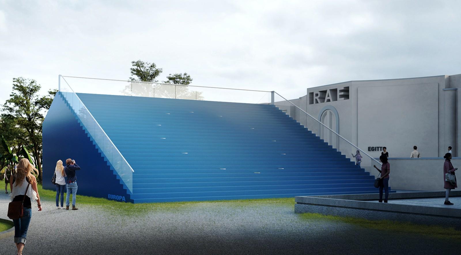 Europe Pavilion