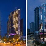Evergrande Huazhi Plaza by Aedas