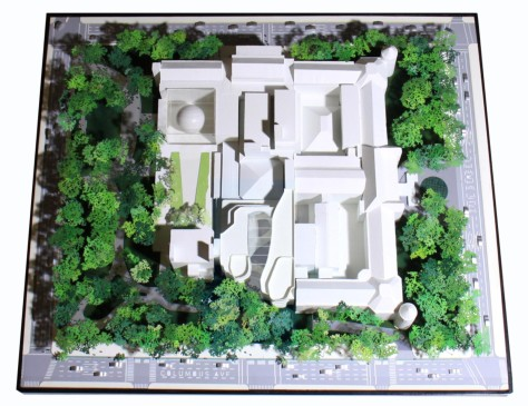 Expansion of New York's American Museum of Natural History